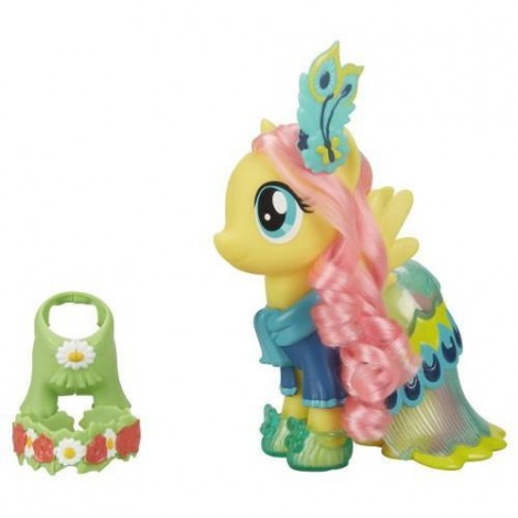 Imagine 3Set My Little Pony The Movie - Figurina Fluttershy cu Accesorii