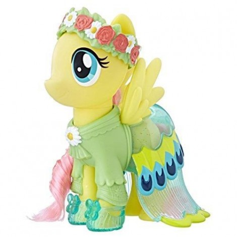 Imagine 2Set My Little Pony The Movie - Figurina Fluttershy cu Accesorii