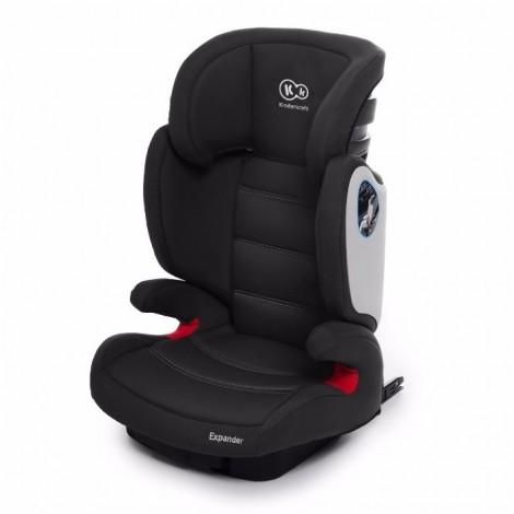 Imagine 1Scaun Auto Expander Isofix Black