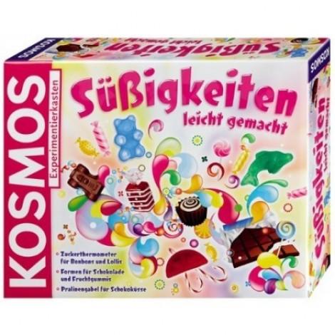 Imagine 1Set experimente - Laboratorul de dulciuri