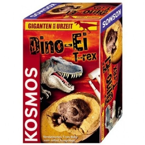 Imagine 1Set sapa si descopera - Ou T-Rex