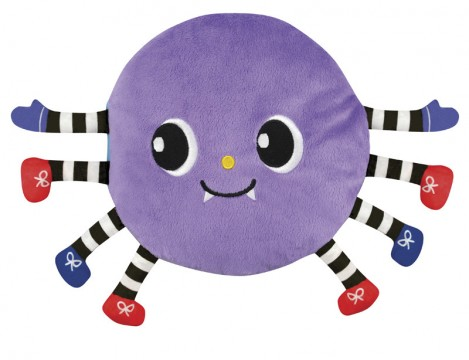 Imagine 3Carticica textila - Itsy Bitsy Spider