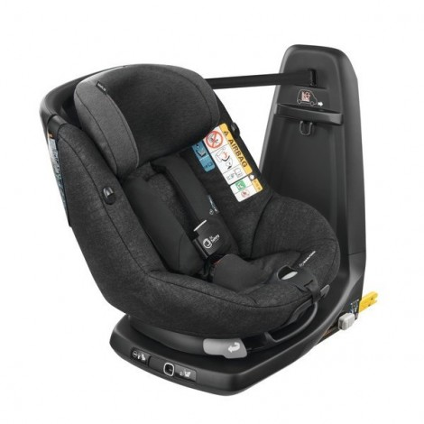 Imagine 1Scaun auto AxissFix Air Nomad Black