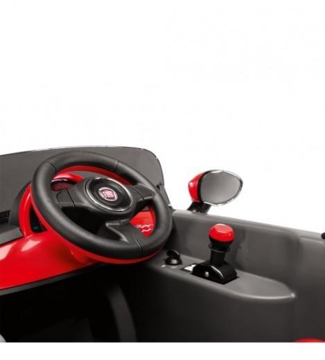 Imagine 4Masina Fiat 500 S