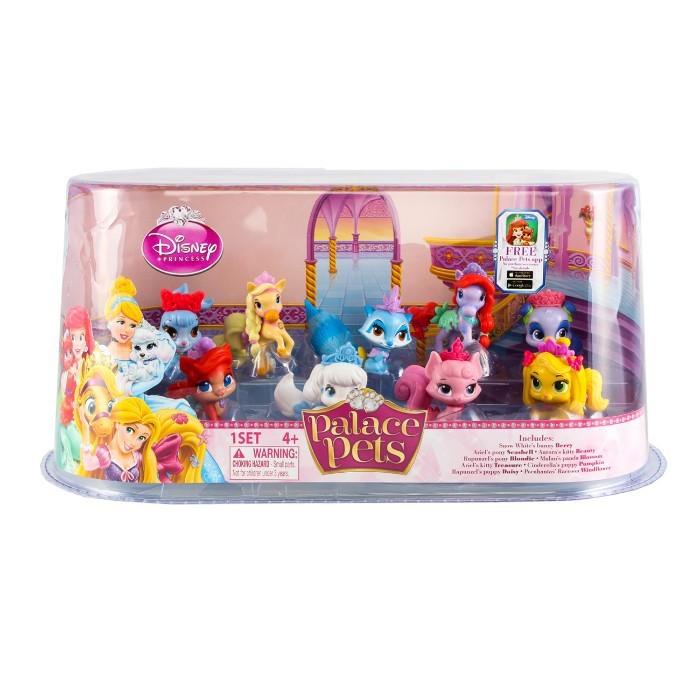 Set de joaca cu 9 animalute Disney