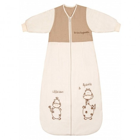 Imagine 1Sac de dormit cu maneca lunga Cartoon Animal 0-6 luni 2.5 Tog