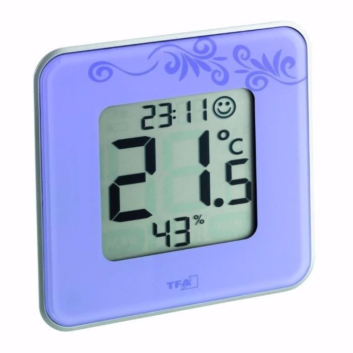 Termometre Si Higrometre Camera
