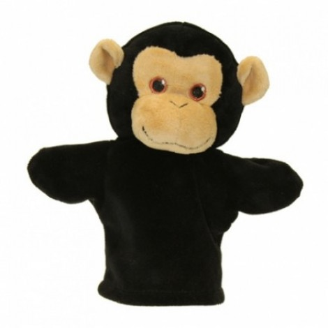Imagine 1Prima mea papusa de mana - Cimpanzeu