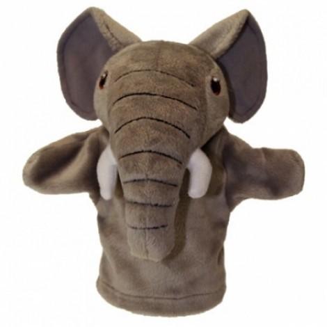 Imagine 1Prima mea papusa de mana - Elefant
